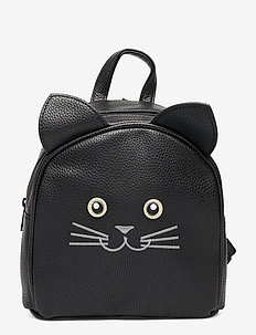 Kitty Backpack - BLACK