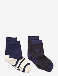 Nitis - sokker - dark navy