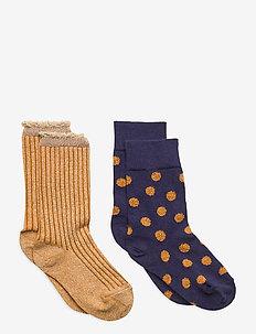 Nomi - sokker - gold