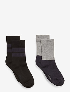 Norman - chaussettes et collants - grey melange