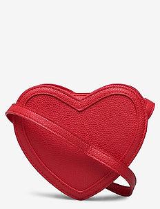 Heart bag - totes & small bags - heart