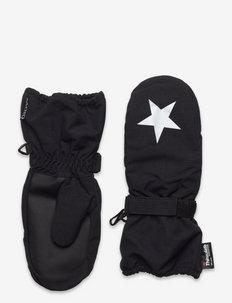 Igor - hatte og handsker - black