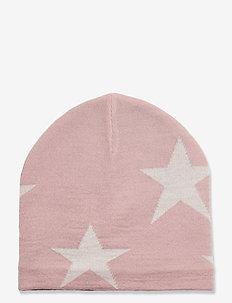 Colder - beanie - blue pink