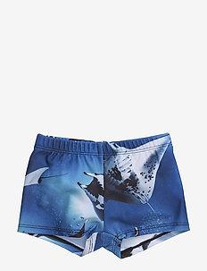 Nansen - swimshorts - stingrays