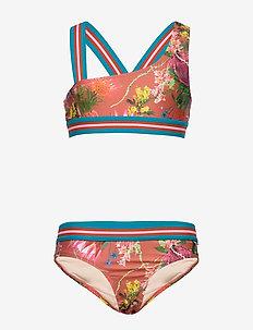Nicola - bikinis - australian flowers