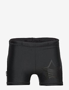 Norton Solid - swimshorts - very black