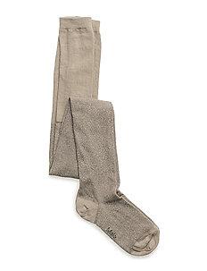 Glitter tights - PURE CASHMERE
