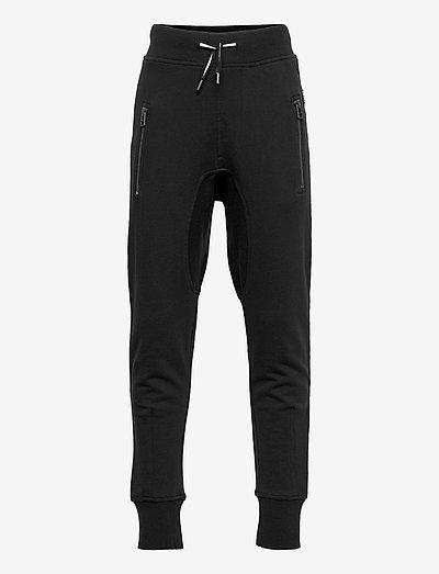 Ashton - sweatpants - black
