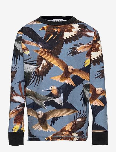 Rill - langärmelig - birds