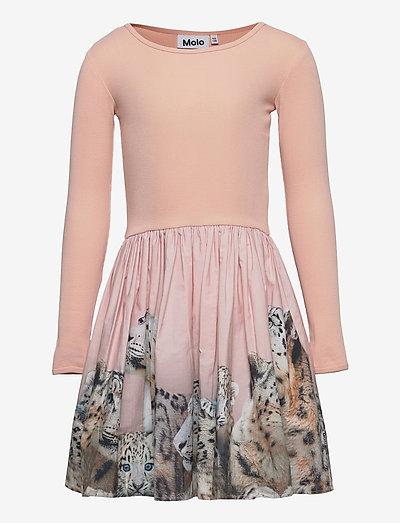Casie - kjoler & nederdele - snow leopards