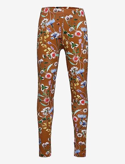 Niki - leggings - wildflowers