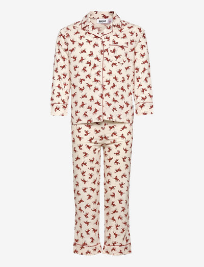 Lex - pyjamas - small horses
