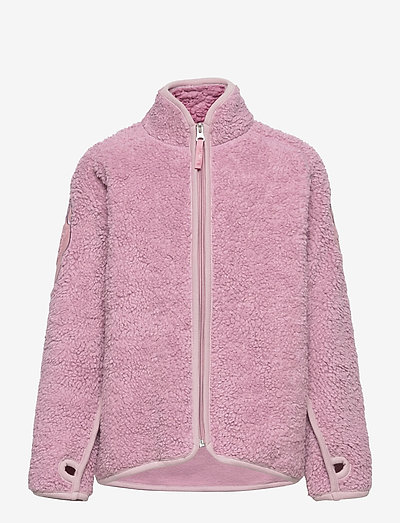 Ulan - fleece jacket - blue pink