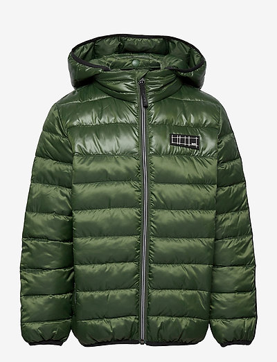 Hao - puffer & padded - black forest