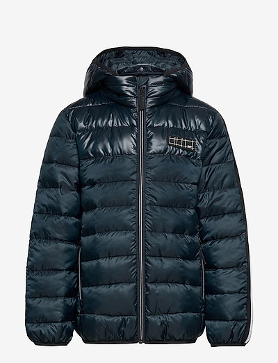 Hao - puffer & padded - carbon