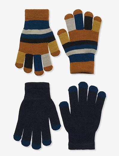 Keio - gloves - carbon