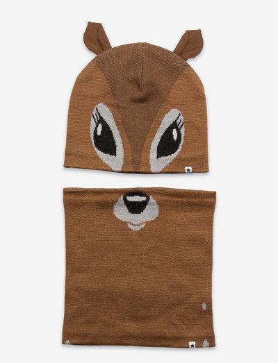 Kleo - winter accessory set - deer