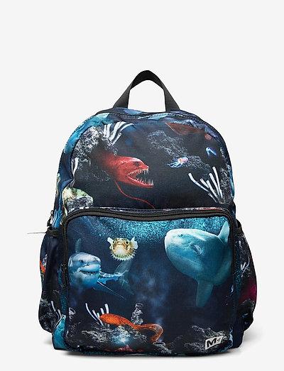 Big Backpack - rygsække - deep sea