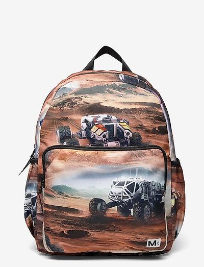 Big Backpack - rygsække - mars