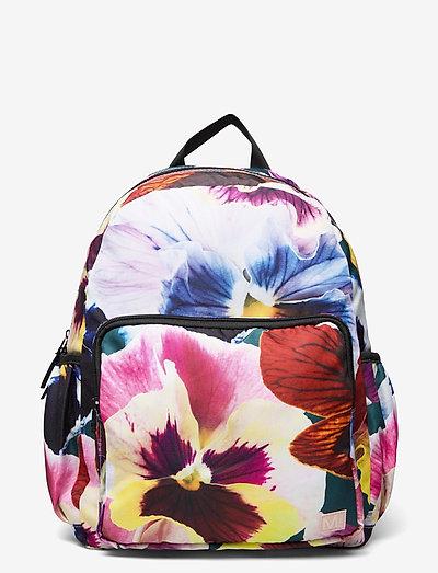 Big Backpack - rygsække - velvet floral