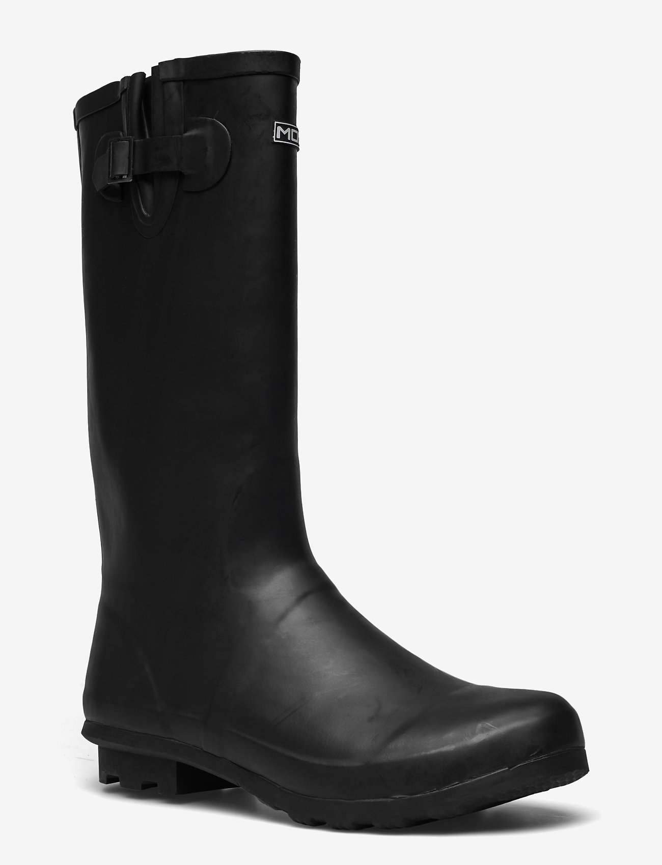 Mols - Auckland M Rubber Boo - bottes de pluie - black - 0