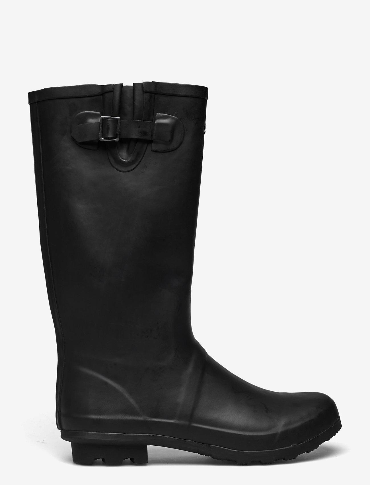 Mols - Auckland M Rubber Boo - bottes de pluie - black - 1