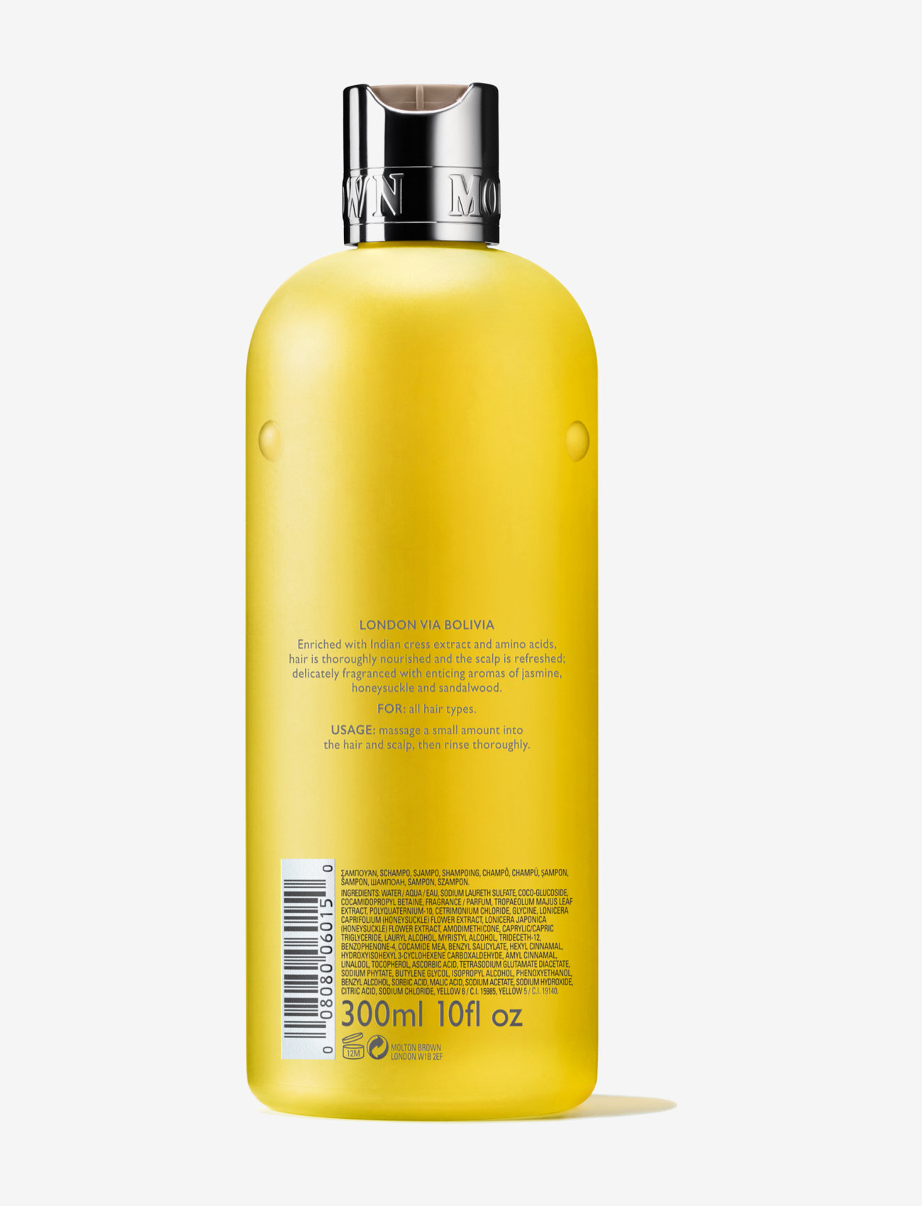 Molton Brown - Purifying Shampoo With Indian Cress - no colour - 1