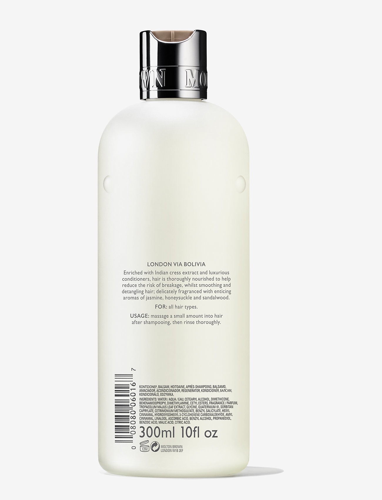Molton Brown - Purifying Conditioner With Indian Cress - balsam - no colour - 1