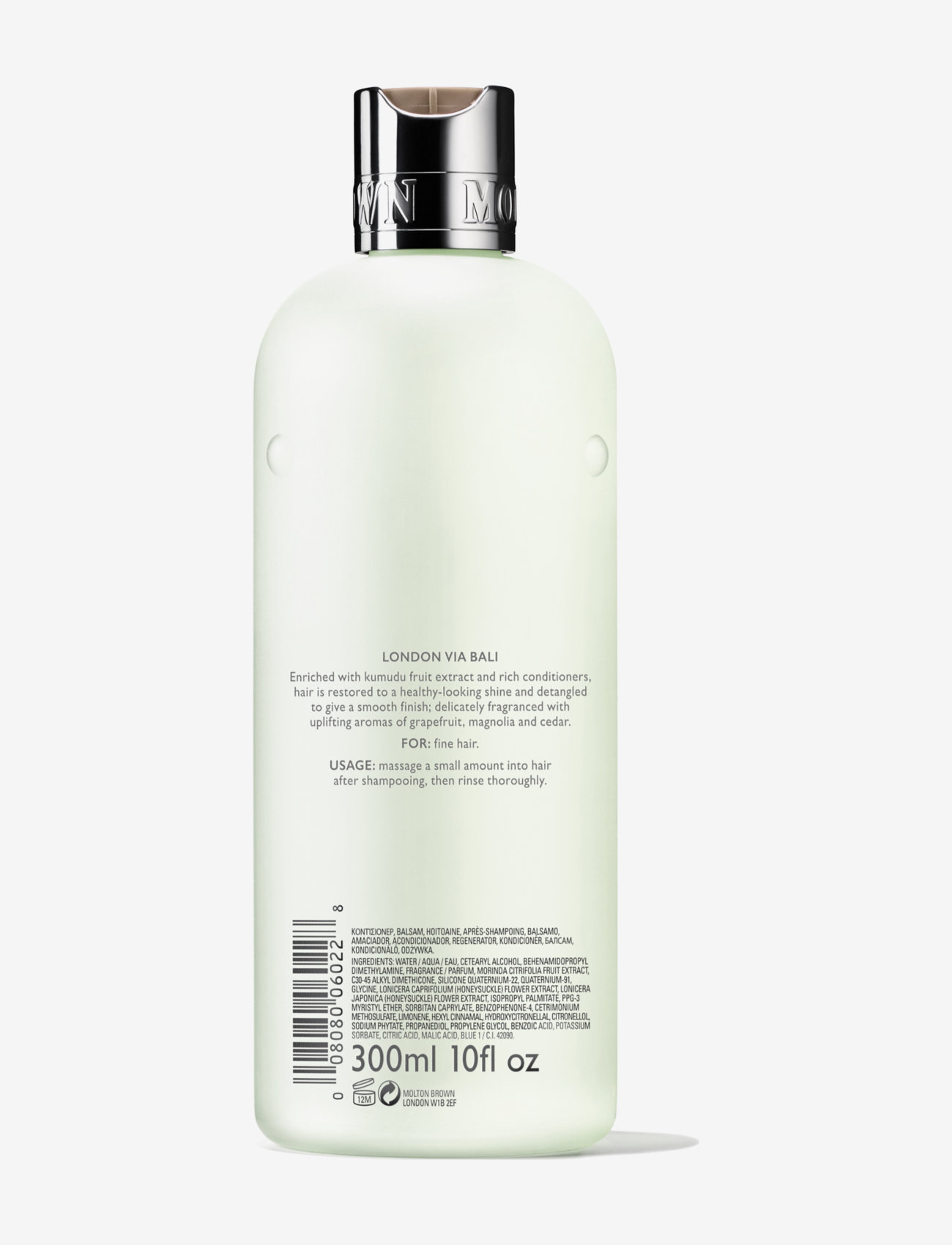 Molton Brown - Volumising Conditioner With Kumudu - balsam - no colour - 1