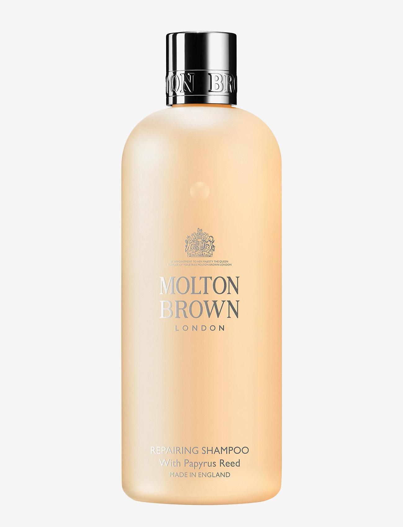 Molton Brown - Repairing Shampoo With Papyrus Reed - shampoo - no colour - 0