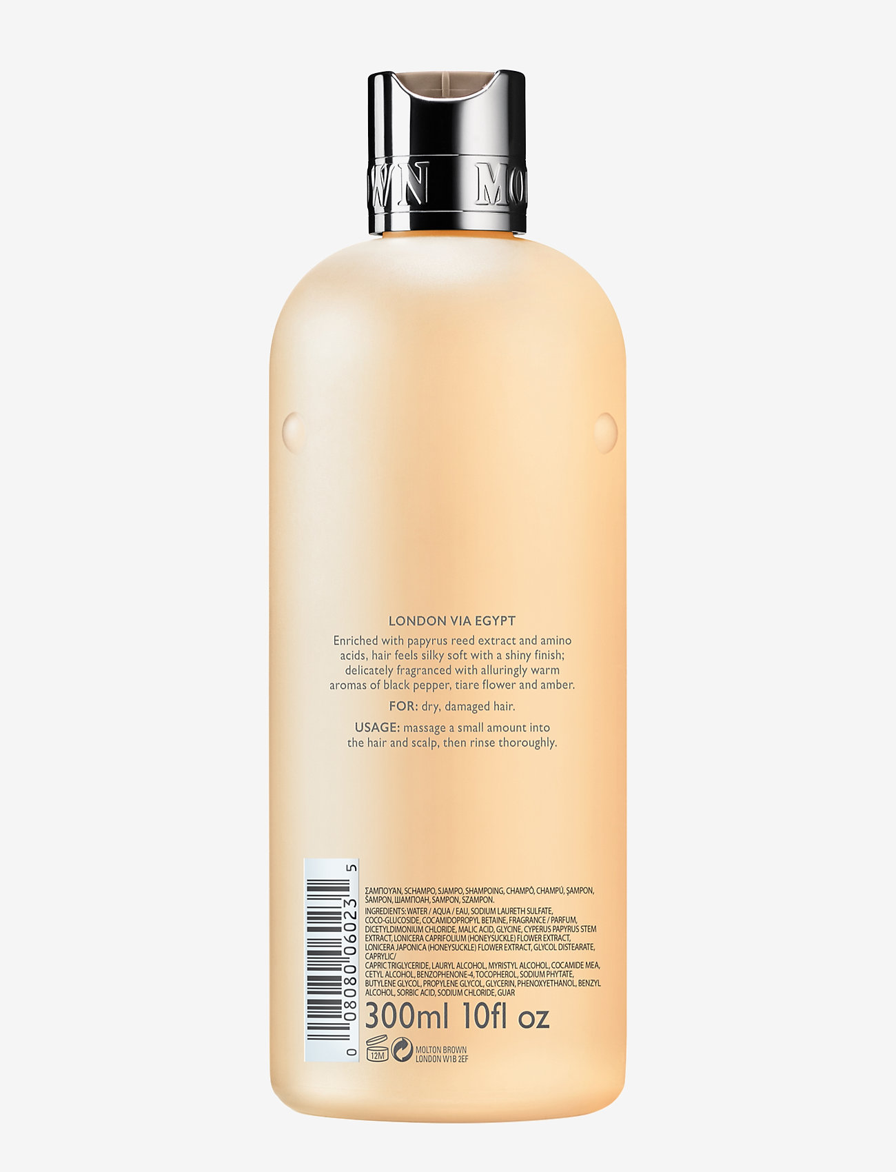 Molton Brown - Repairing Shampoo With Papyrus Reed - shampoo - no colour - 1