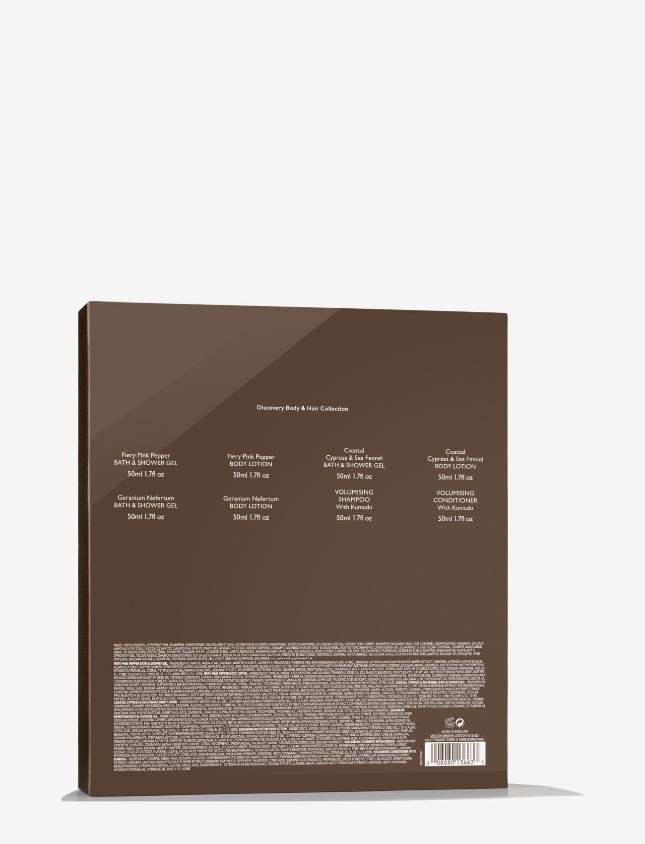 Molton Brown - 50ML DISCOVERY SET WS2019 - presentaskar - no colour - 1