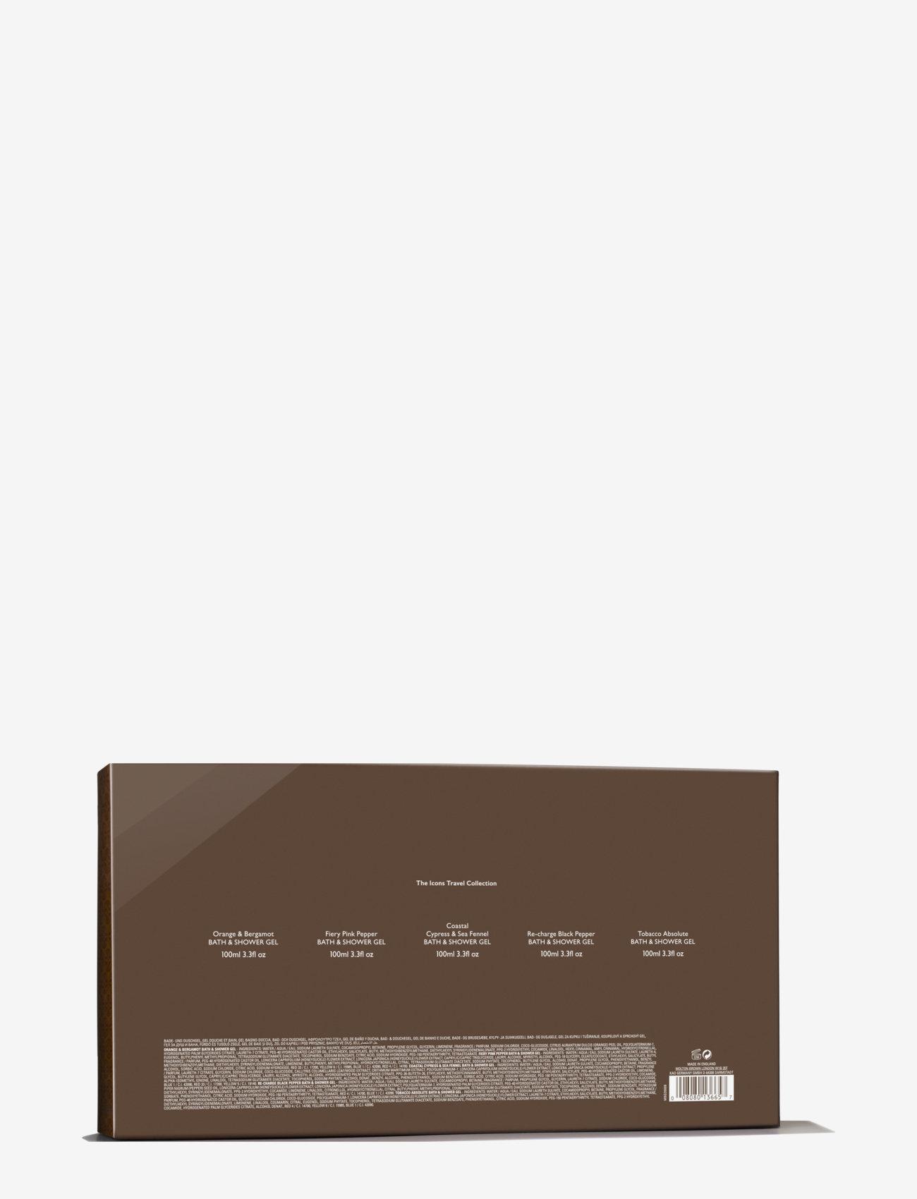 Molton Brown - 100ML DISCOVERY SET 1 WS2019 - presentaskar - no colour - 1
