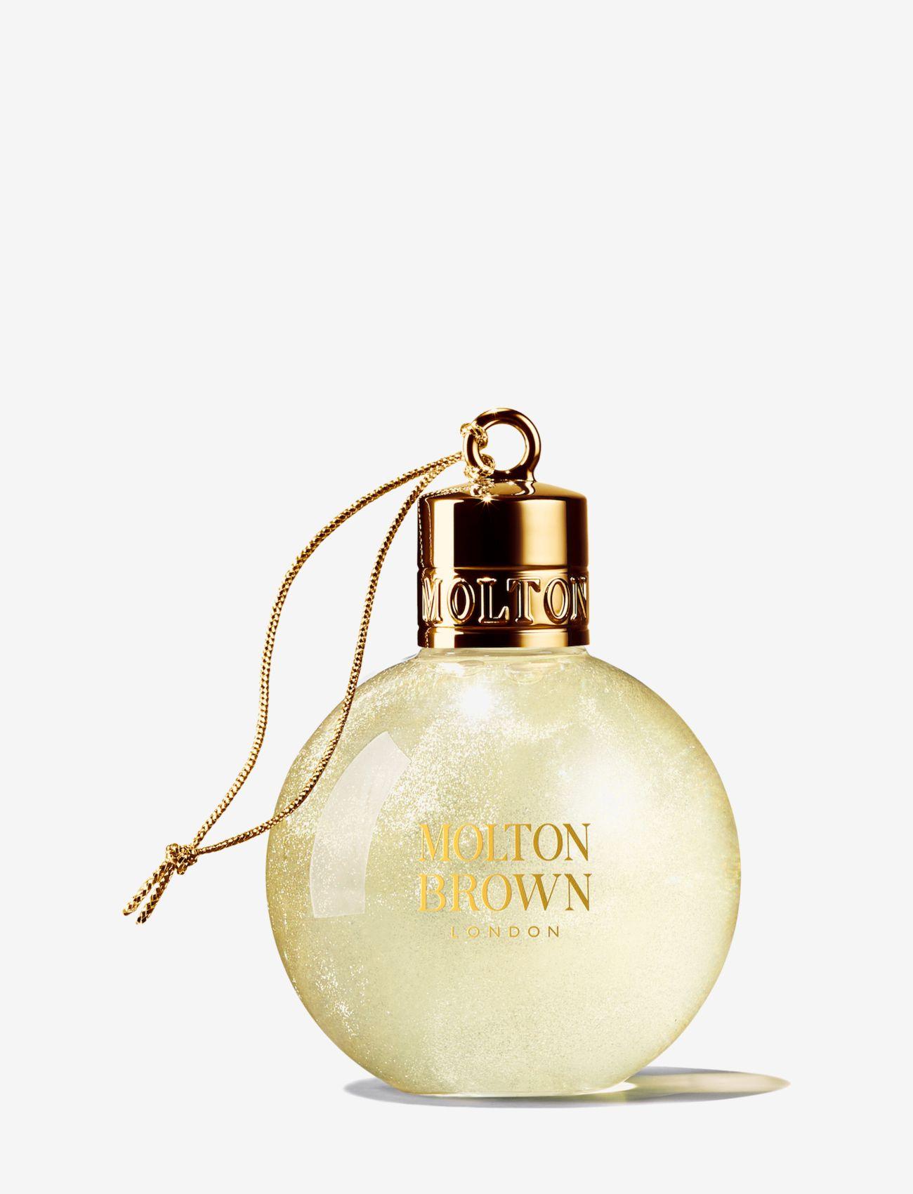 Molton Brown - VINTAGE WITH ELDERFLOWER FESTIVE BAUBLE - bad & dusch - no colour - 1