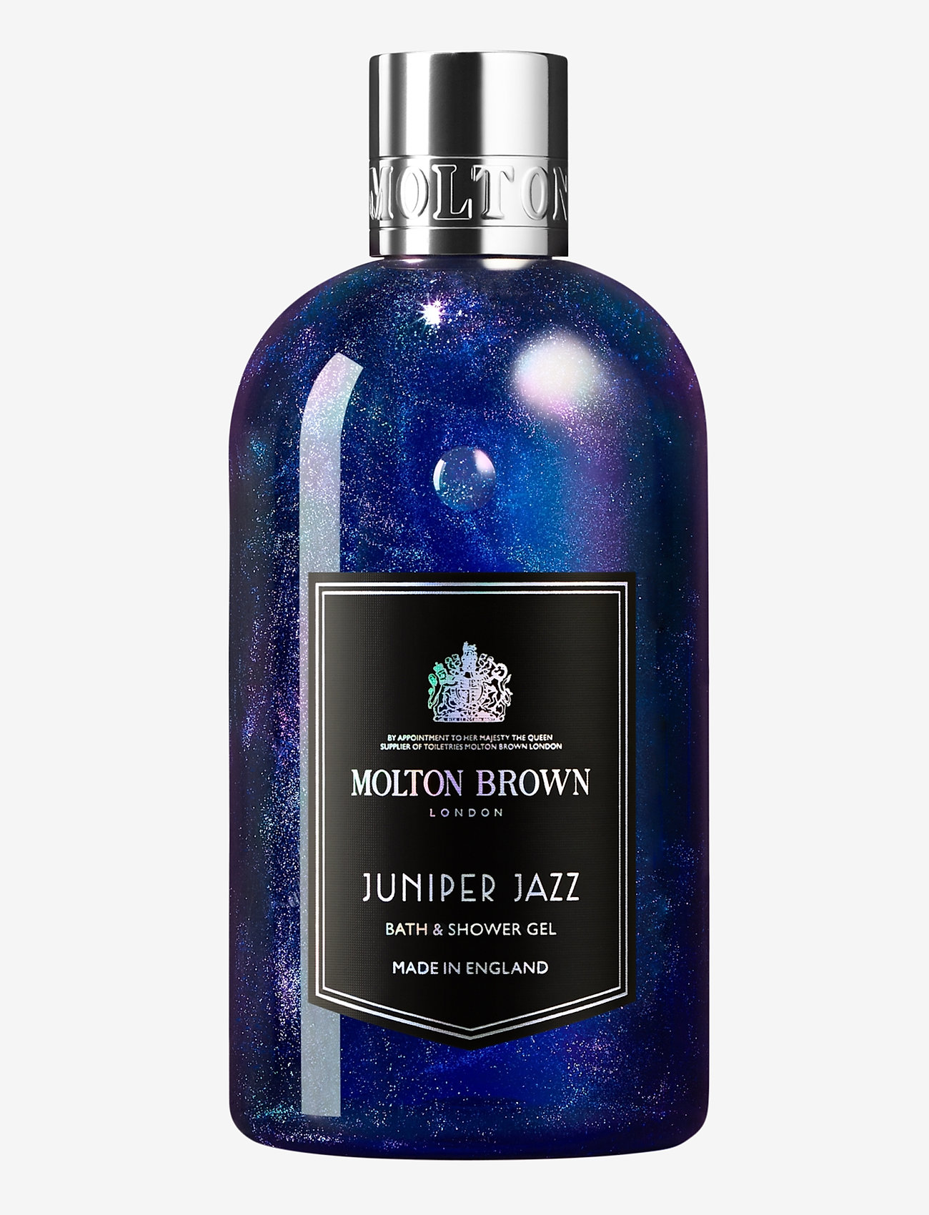 Molton Brown - JUNIPER JAZZ BATH & SHOWER GEL 300ML - bad & dusch - no colour - 0
