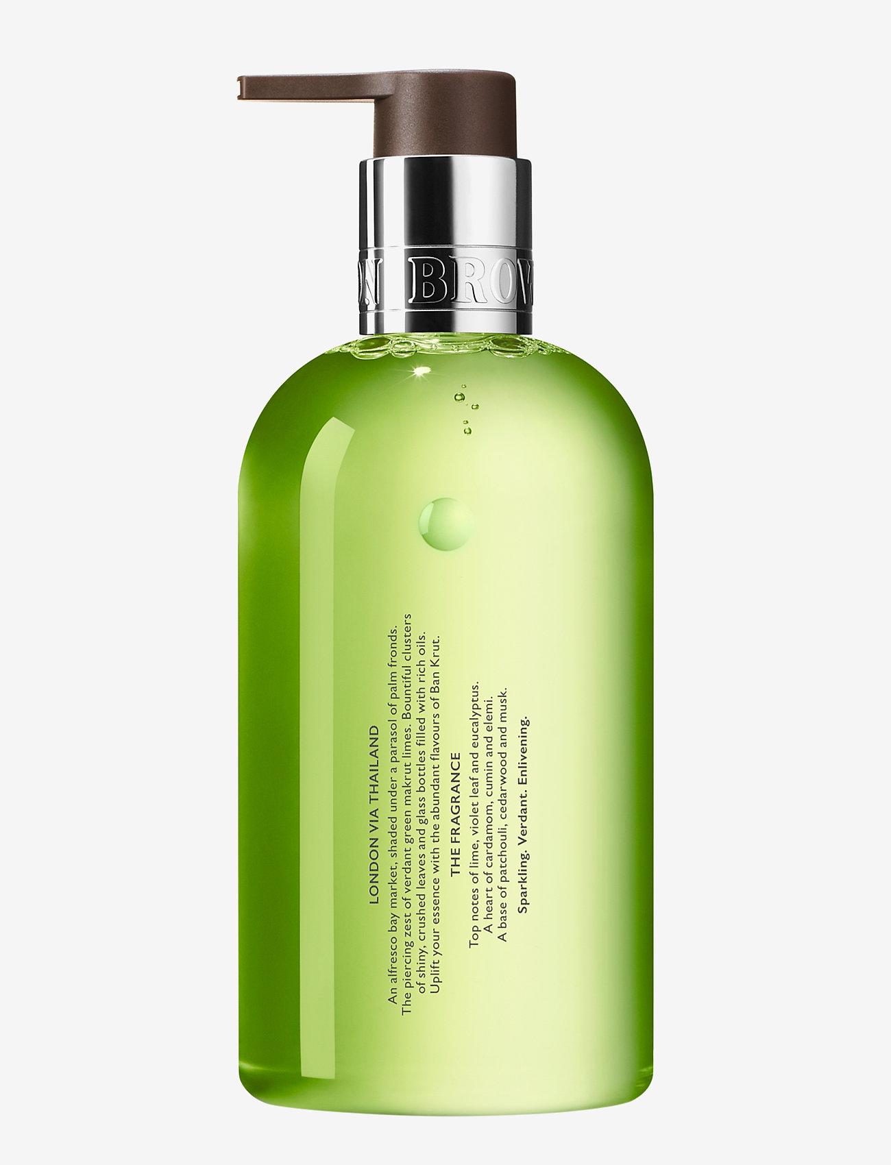 Molton Brown - Lime & Patchouli Fine Liquid Hand Wash - handtvål - no colour - 1