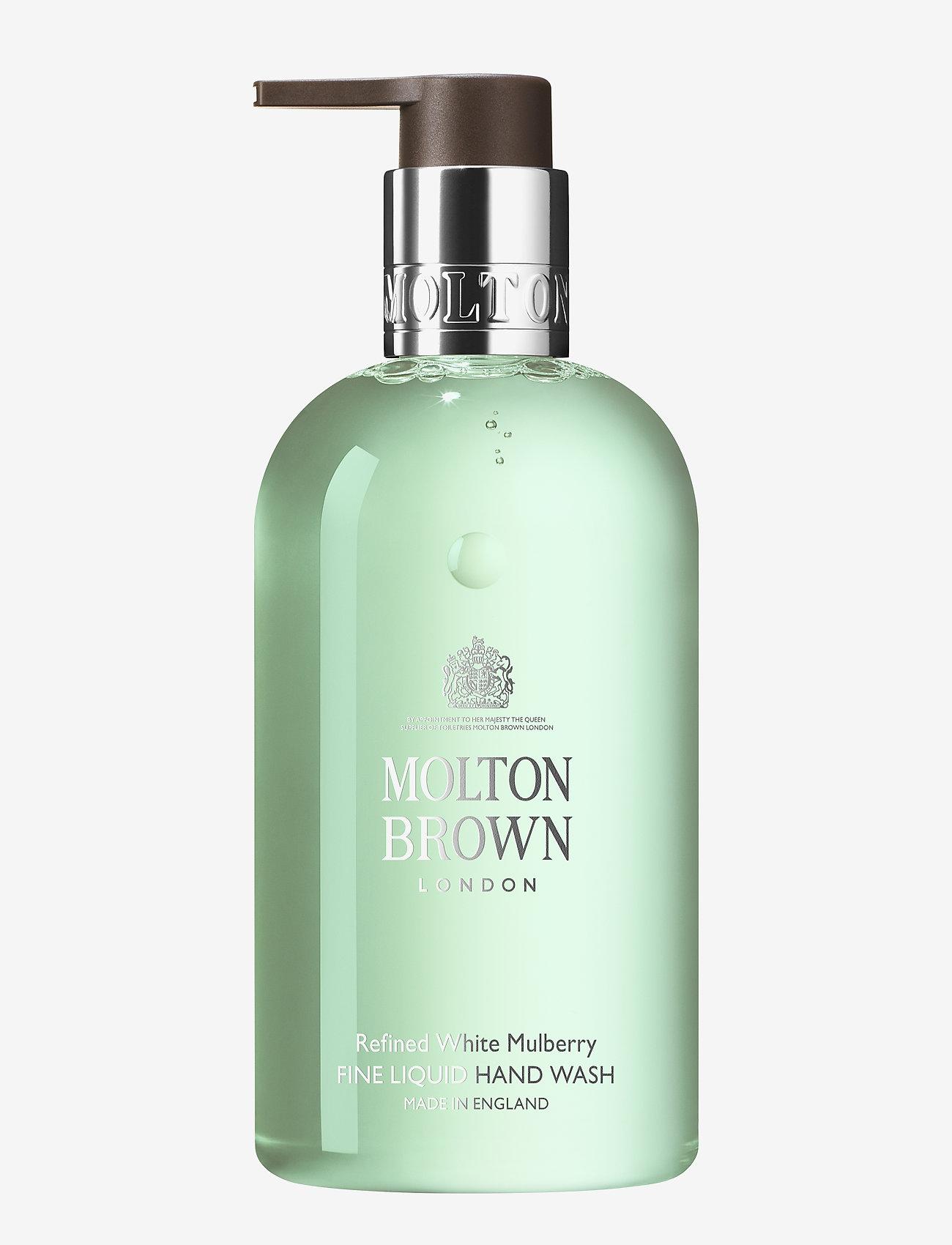 Molton Brown - Refined White Mulberry Fine Liquid Hand Wash - handtvål - no colour - 0