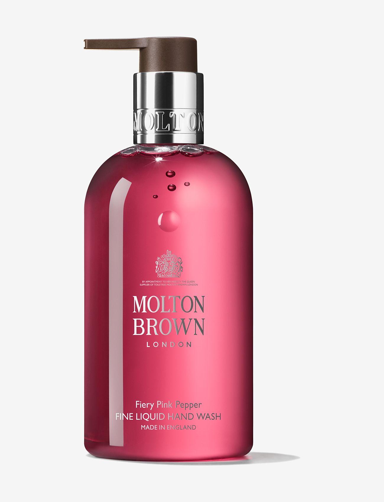 Molton Brown - Fiery Pink Pepper Fine Liquid Hand Wash - handtvål - no colour - 0