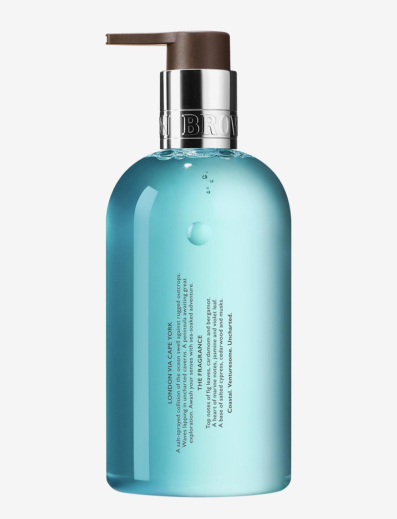 Molton Brown - Coastal Cypress & Sea Fennel Fine Liquid Hand Wash - handtvål - no colour - 1