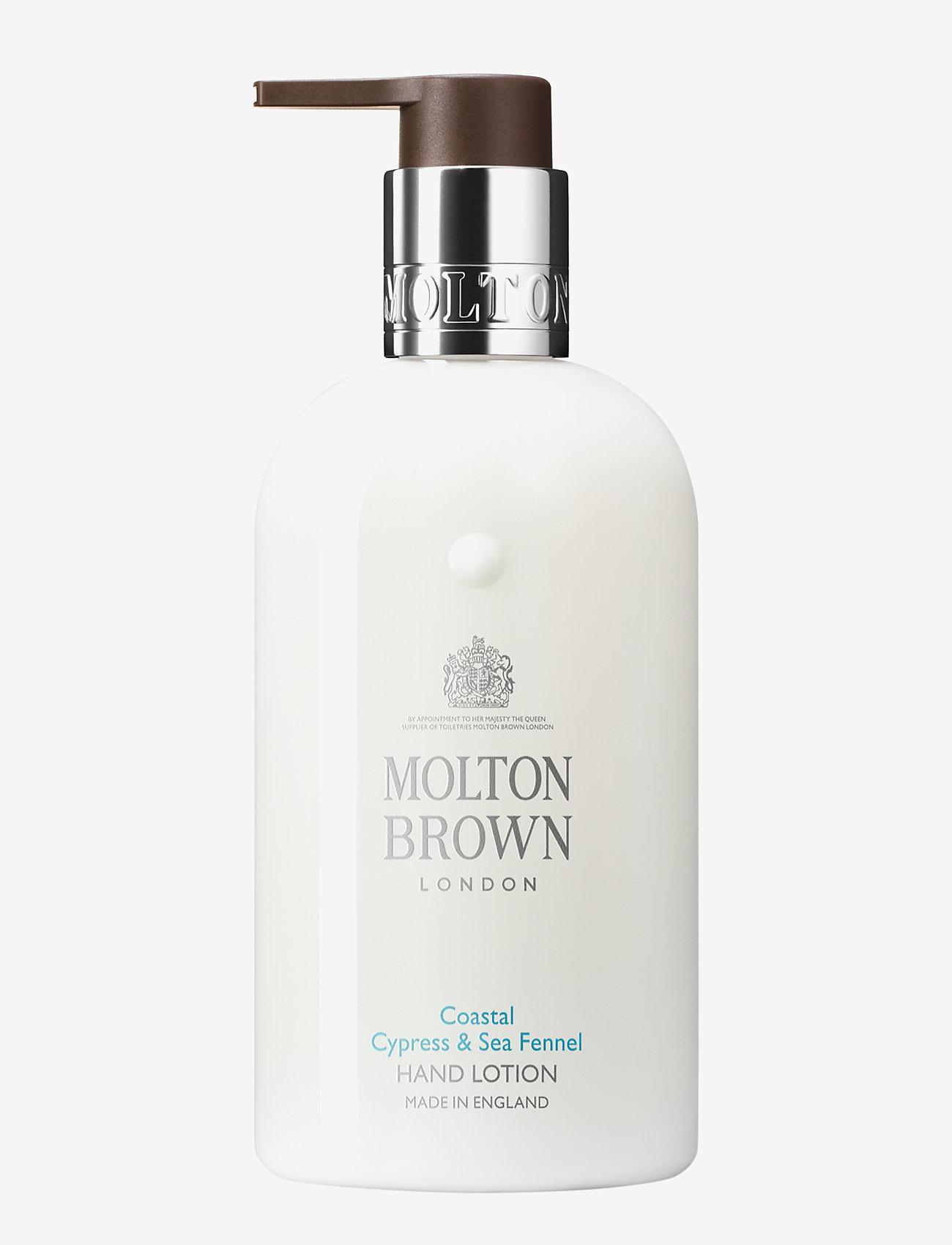 Molton Brown - Coastal Cypress & Sea Fennel Fine Liquid Hand Lotion - handkräm & fotkräm - no colour - 0