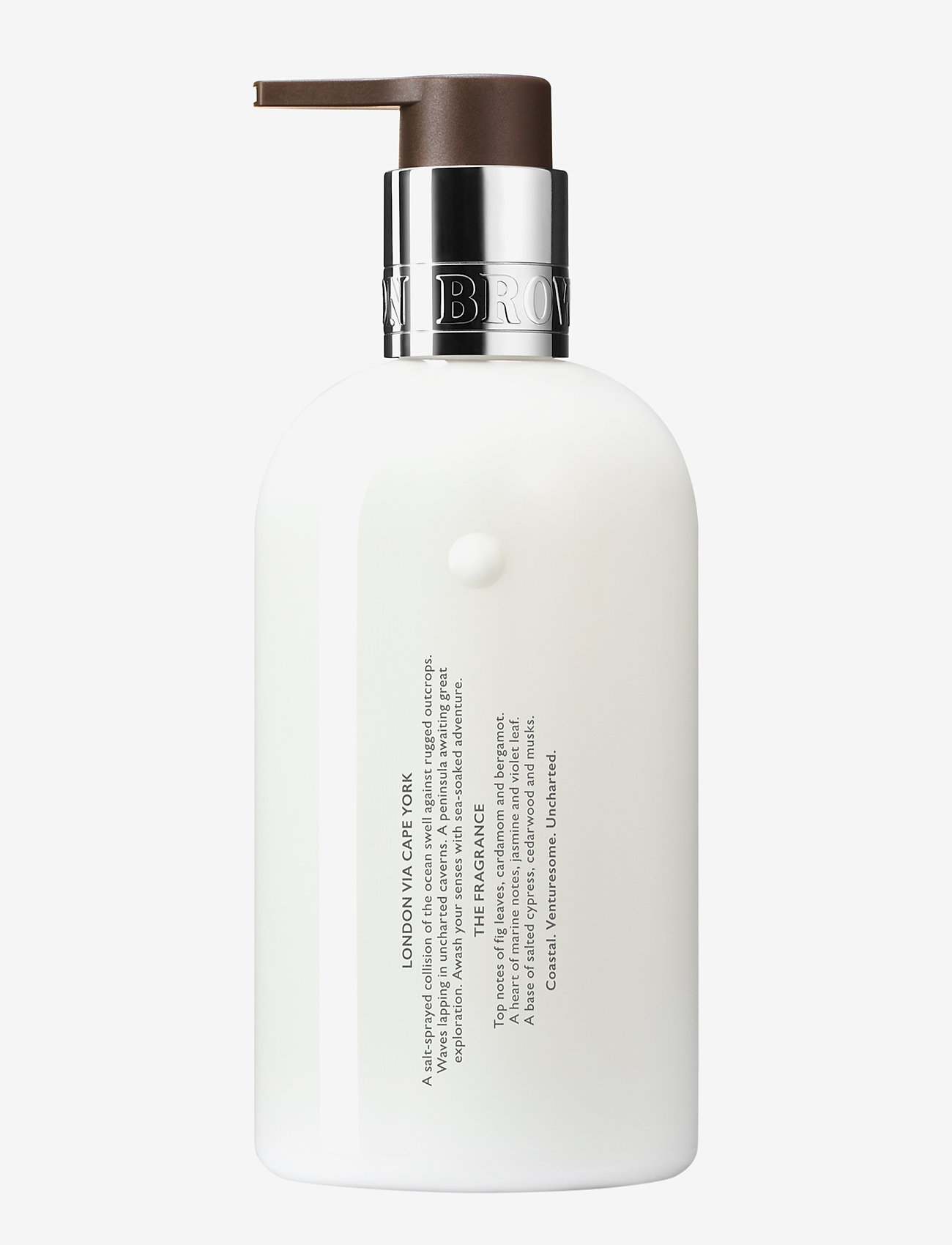 Molton Brown - Coastal Cypress & Sea Fennel Fine Liquid Hand Lotion - handkräm & fotkräm - no colour - 1