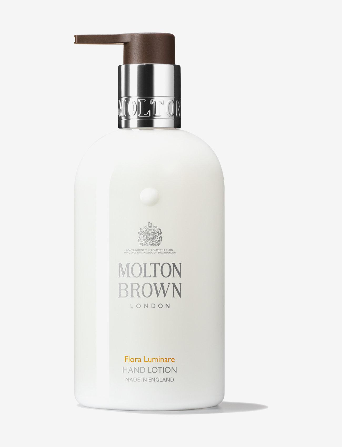 Molton Brown - FLORA LUMINAIRE HL - handkräm & fotkräm - clear - 0