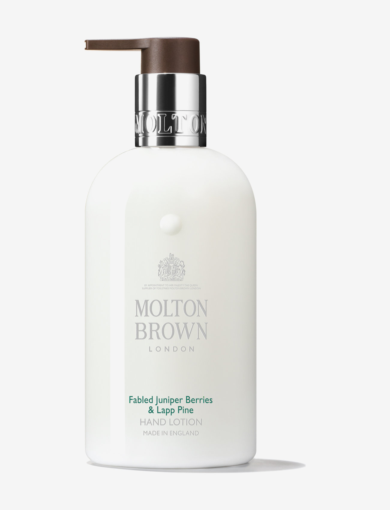 Molton Brown - FABLED JUNIPER BERRIES & LAPP PINE FINE LIQUID HAND LOTION - handkräm & fotkräm - no colour - 0