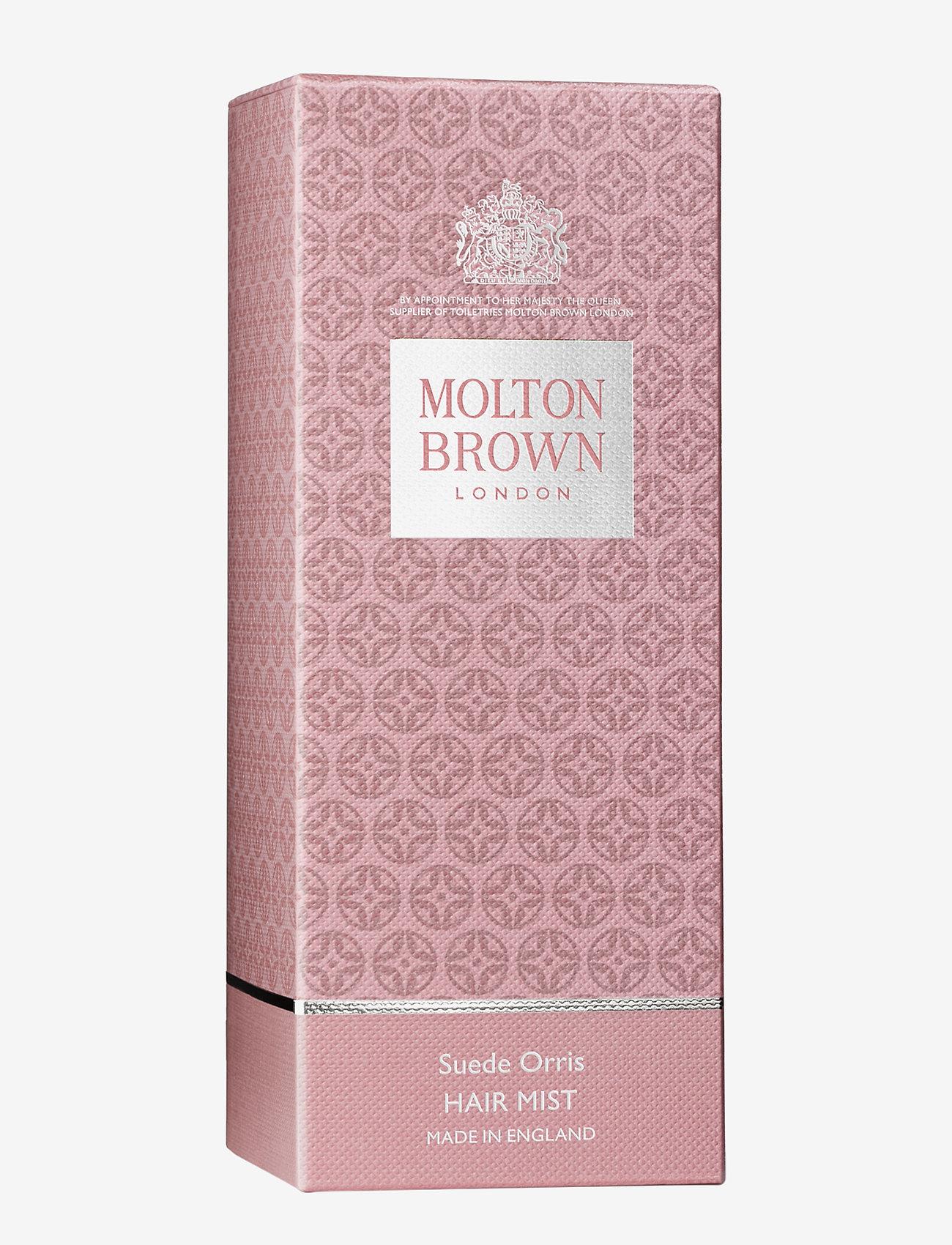 Molton Brown - Suede Orris Hair Mist - hair mist - no colour - 1