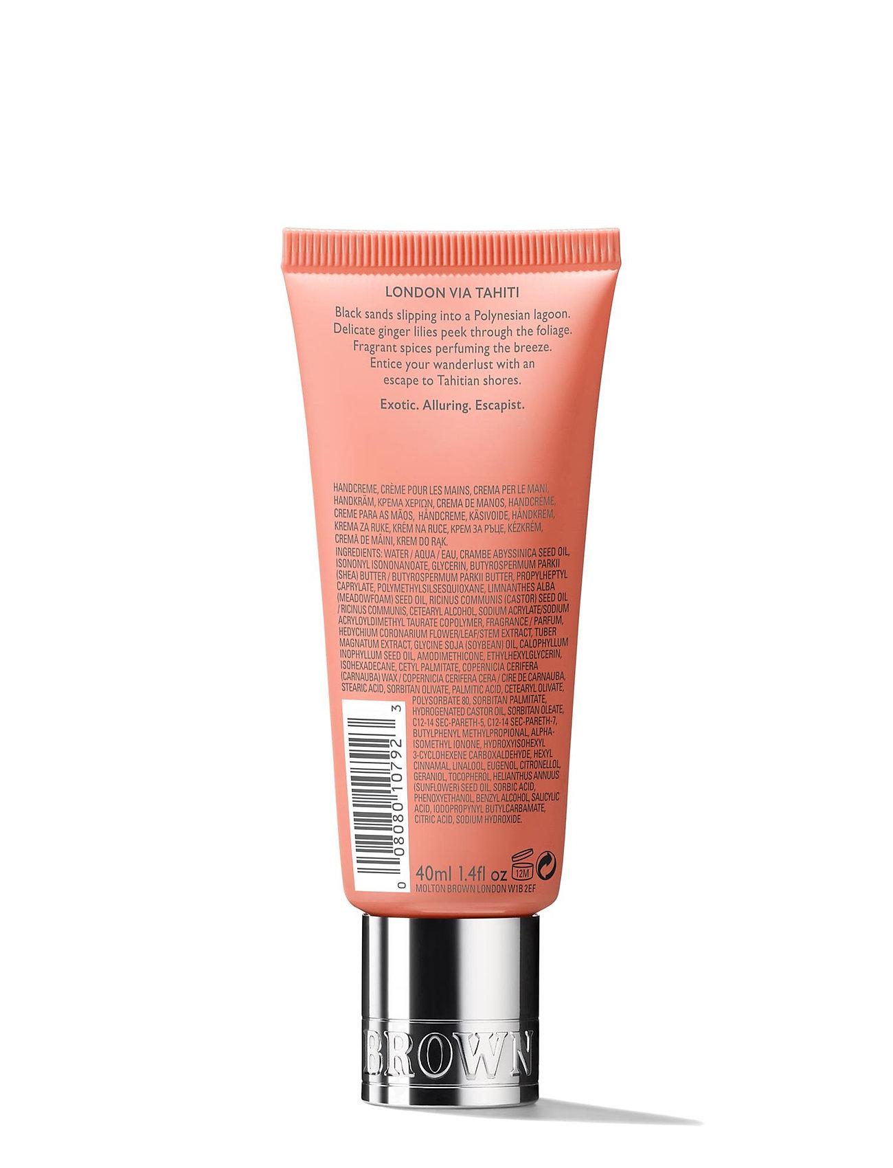 Molton Brown - Heavenly Gingerlily Hand Cream - handkräm & fotkräm - no colour - 1