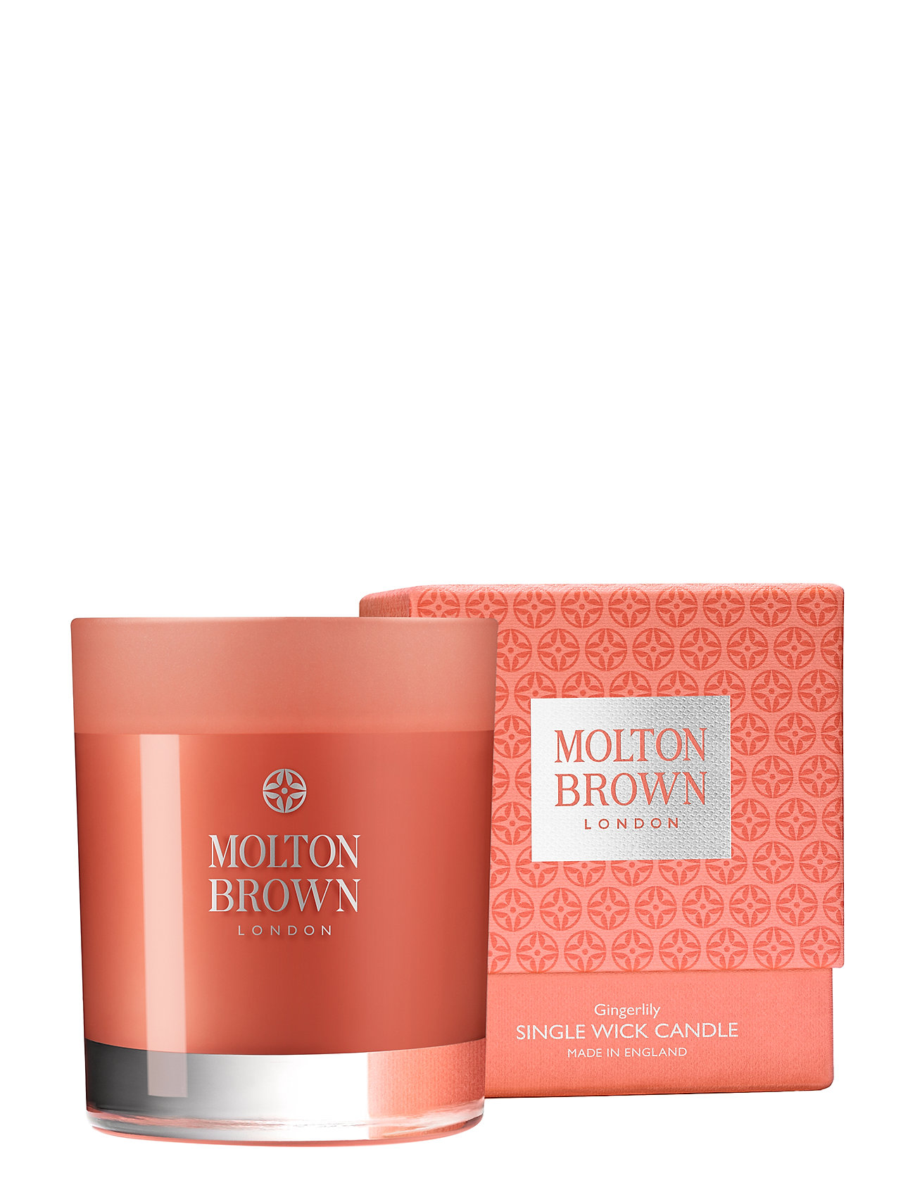 Molton Brown Gingerlily Single Wick Candle - NO COLOUR