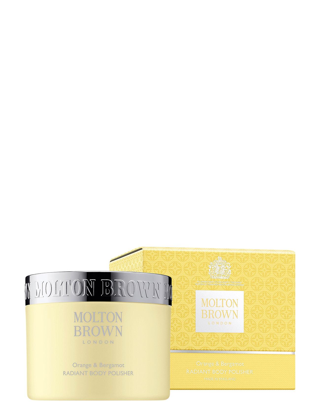 Molton Brown Orange & Bergamot Radiant Body Polisher - NO COLOUR