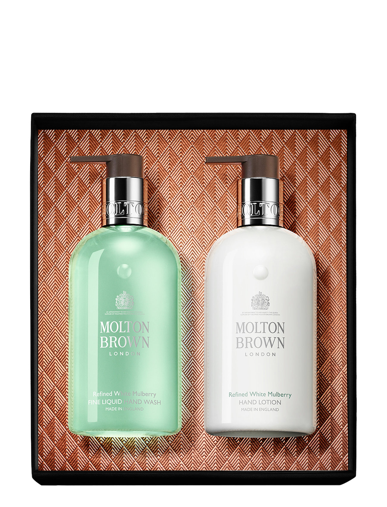 Molton Brown Refined White Mulberry Hand Gift Set - NO COLOUR