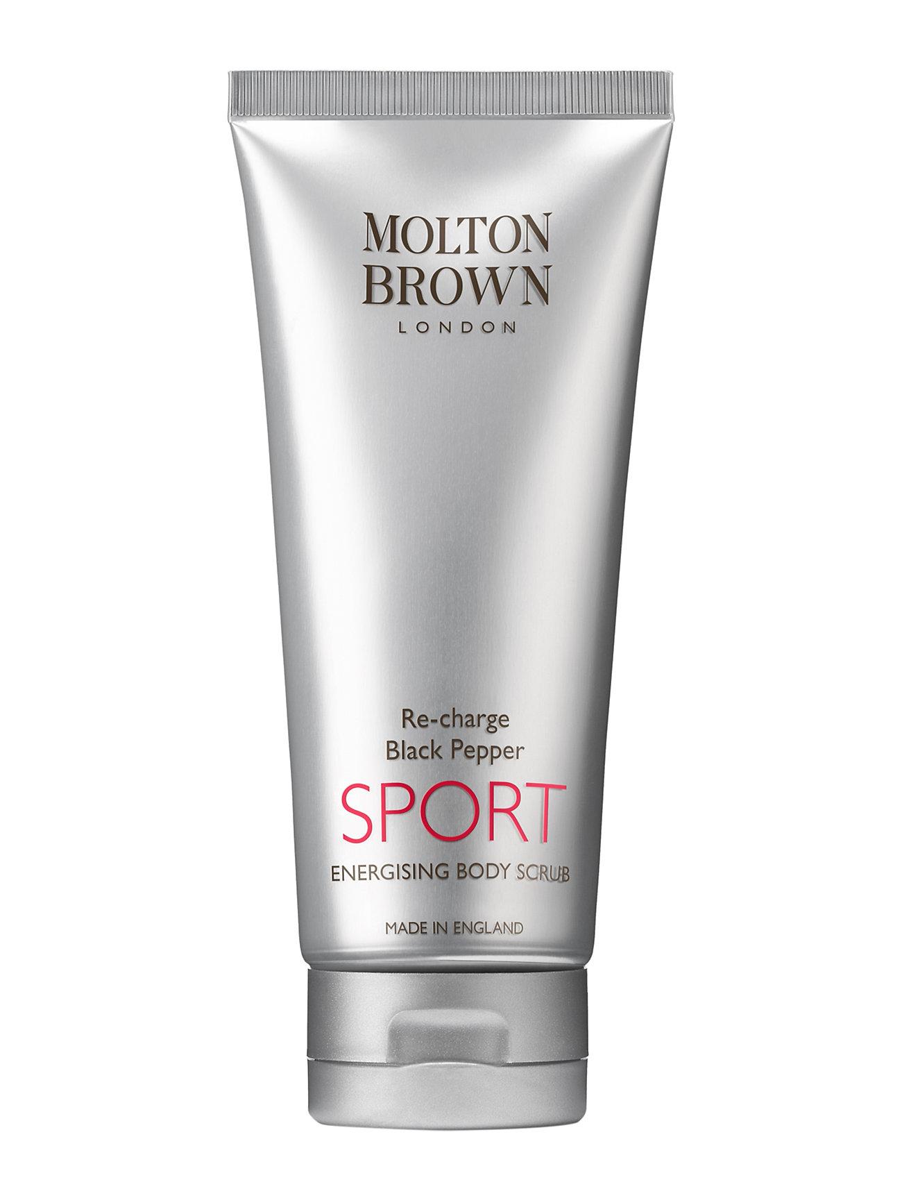 Molton Brown Re-Charge Black Pepper Sport Energising Body Scrub - NO COLOUR