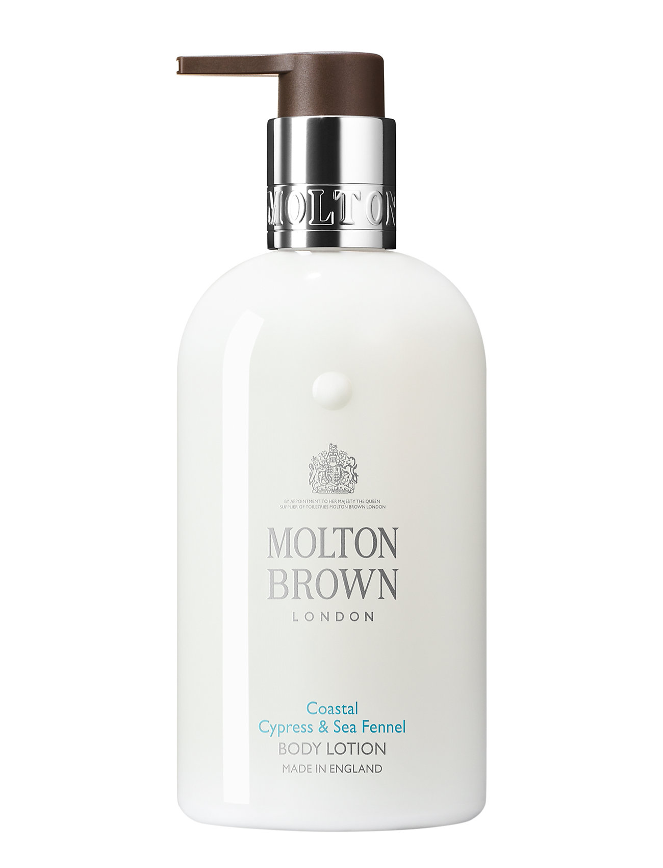 Image of Coastal Cypress & Sea Fennel Body Lotion Body Lotion Hudcreme Nude Molton Brown (3274623103)